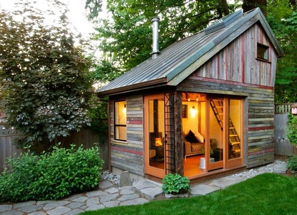 Unique Tiny House Airbnb Rentals in the U S  - Coffee Cups